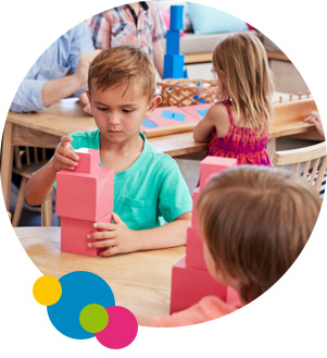 Ecole Montessori enfants