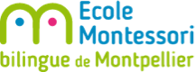 Ecole Montessori bilingue Montpellier Logo